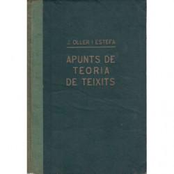 APUNTS DE TEORIA DE TEIXITS