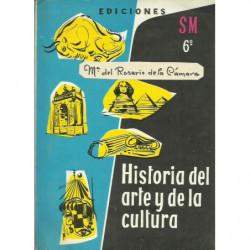 HISTORIA DEL ARTE Y DE LA CULTURA