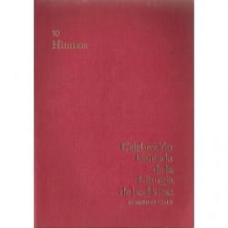 CELEBRACIÓN CANTADA DE LA LITURGIA DE LAS HORAS 10. Himnos