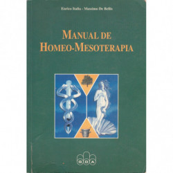 MANUAL DE HOMEO-MESOTERAPIA