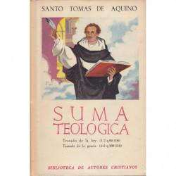 SUMA TEOLÓGICA Tomo VI (1-2 q.90-108