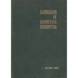 EJERCICIOS DE GEOMETRÍA DESCRIPTIVA