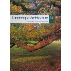 LANDSCAPE ARCHITECTURA 01 / The World of Environmental Design
