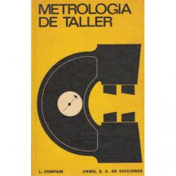 METROLOGÍA DE TALLER