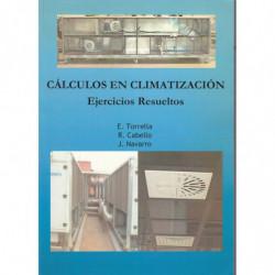 CÁLCULOS EN CLIMATIZACIÓN. EJERCICIOS RESUELTOS