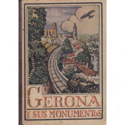 GERONA Y SUS MONUMENTOS
