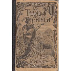 LO TROVADOR CATALÁ Llibre de Lectura en Vers