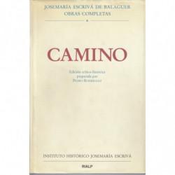 CAMINO. Edición crítico-histórica preparada por Pedro Rodríguez