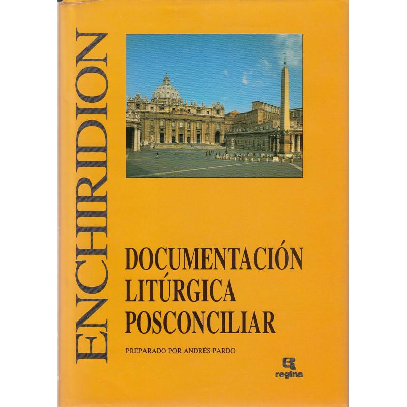 DOCUMENTACIÓN LITÚRGICA POSCONCILIAR