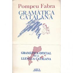 GRAMÀTICA CATALANA (Gramàtica Oficial de la Llengua Catalana)