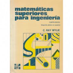 MATEMÁTICAS SUPERIORES PARA INGENIERÍA