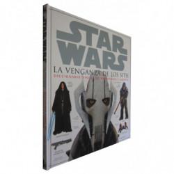 STAR WARS. LA VENGANZA DE LOS SITH Diccionario Visual de Personajes y Equipos