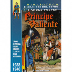 PRINCIPE VALIENTE / 2