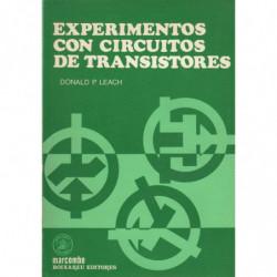 EXPERIMENTOS CON CIRCUITOS DE TRANSISTORES