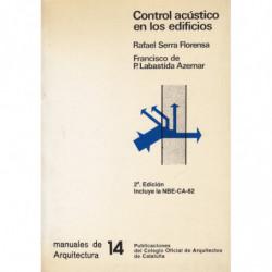 CONTROL ACÚSTICO EN LOS EDIFICIOS
