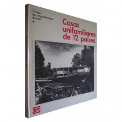 CASAS UNIFAMILIARES DE 12 PAÍSES