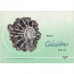MANUAL MOTOR ALCION 275 CV