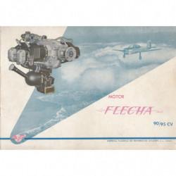 MOTOR FLECHA 90/95 CV