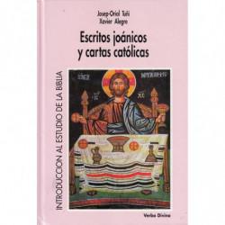 ESCRITOS JOÁNICOS Y CARTAS CATÓLICAS.