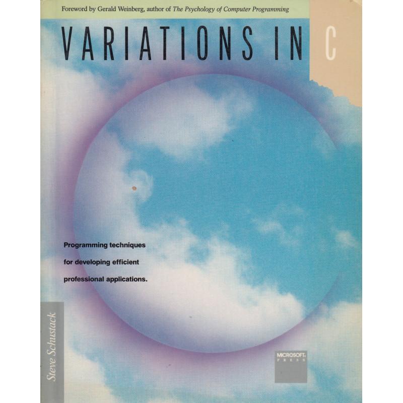 VARIATIONS IN C