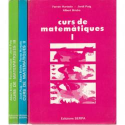 CURS DE MATEMÀTIQUES 3 Volums OBRA COMPLETA