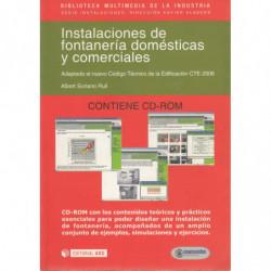 INSTALACIONES DE FONTANERÍA DOMESTICAS Y COMERCIALES