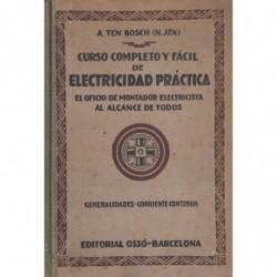 CURSO COMPLETO Y FACIL DE ELECTRICIDAD PRÁCTICA