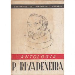 P. PEDRO DE RIVADENEIRA (ANTOLOGÍA)