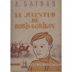 LA JUVENTUD DE BORIS GORIKOV