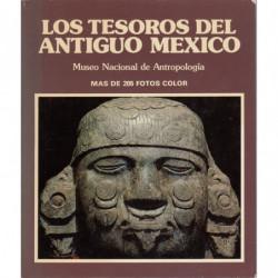 LOS TESOROS DEL ANTIGUO MÉXICO