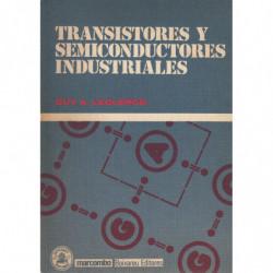 TRANSISTORES Y SIMICONDUCTORES INDUSTRIALES