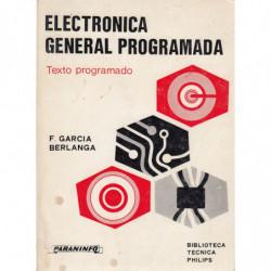 ELECTRÓNICA GENERAL PROGRAMADA Texto Programado