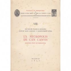 LA NECROPOLIS DE CAN CANYIS (Banyeres
