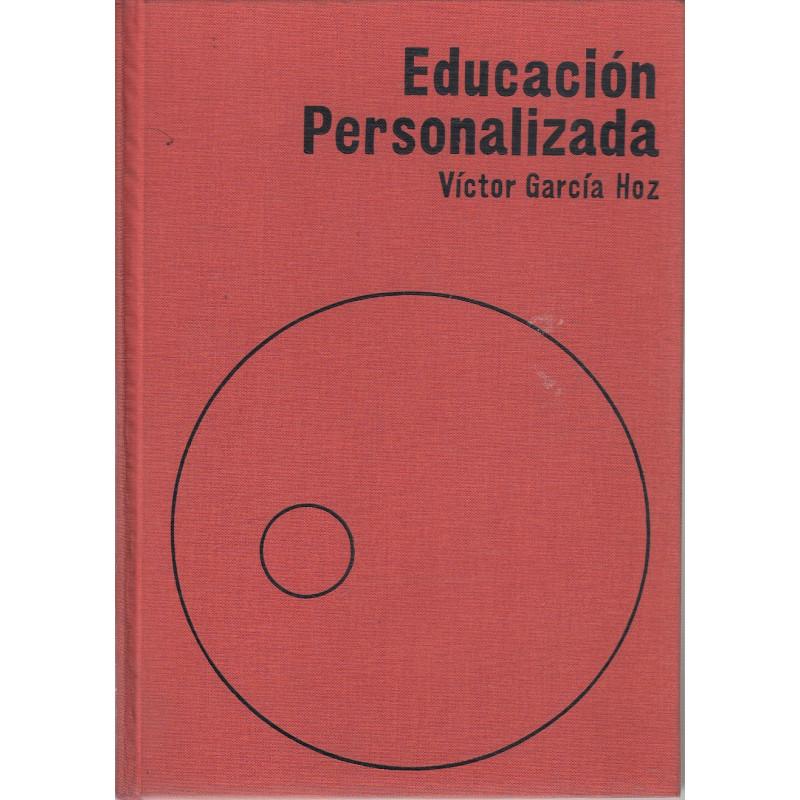 EDUCACIÓN PERSONALIZADA