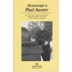 HOMENAJE A PAUL AUSTER