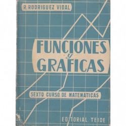 FUNCIONES Y GRÁFICAS. Sexto Curso de Matemáticas
