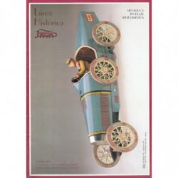 LINEA HISTÓRICA PAYA. Metalicos Tin-Plate Serie Limitada