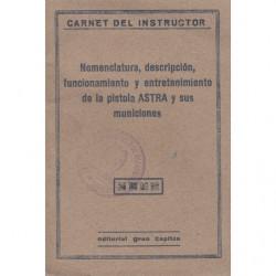 Carnet Del Instructor / NOMENCLATURA