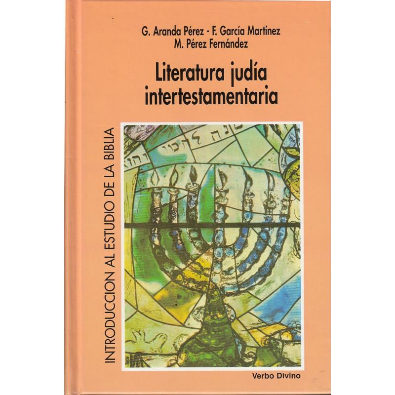LITERATURA JUDÍA INTERESTAMENTARIA Volumen 9 de INTRODUCCIÓN AL ESTUDIO DE LA BIBLIA