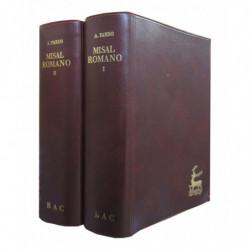 MISAL ROMANO COMPLETO 2 Tomos OBRA COMPLETA