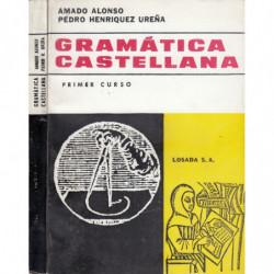 GRAMÁTICA CASTELLANA Primer y Segundo Curso 2 TOMOS
