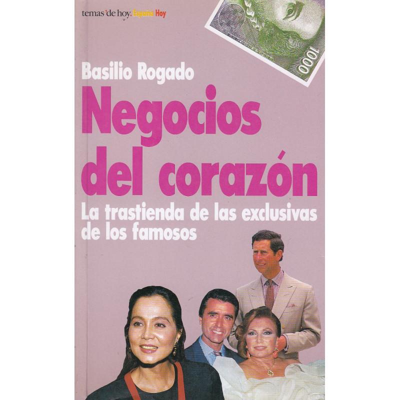 NEGOCIOS DEL CORAZÓN. La trastienda de las exclusivas de los famosos