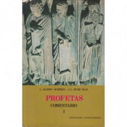 PROFETAS: ISAIAS - JEREMIAS. Tomo I de LOS PROFETAS de la NUEVA BIBLIA ESPAÑOLA