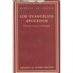 LOS EVANGELIOS APOCRIFOS Edición Crítica y Bilingüe