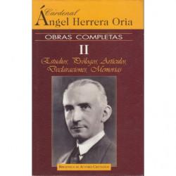 OBRAS COMPLETAS Card. Angel Herrera Oria Vol. II: ETUDIOS
