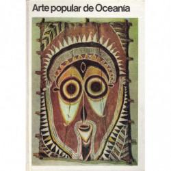 ARTE POPULAR DE OCEANÍA
