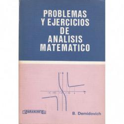 PROBLEMAS Y EJERCICIOS DE ANÁLISIS MATEMÁTICO