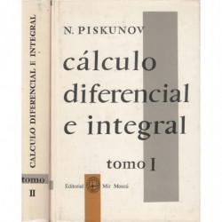 CÁLCULO DIFERENCIAL E INTEGRAL 2 Tomos OBRA COMPLETA