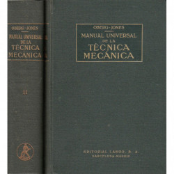 MANUAL UNIVERSAL DE LA TÉCNICA MECÁNICA PARA EL TALLER Y LA OFICINA TÉCNICA