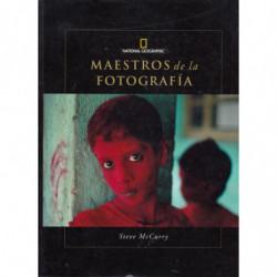 Maestros de la Fotografía STEVE McCURRY